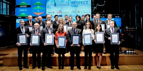 23 Companies Now Participate in the Warsaw Responsible Companies Index RESPECT